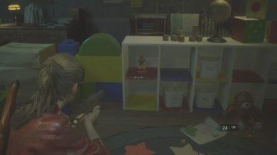 ラクーン場所孤児院2F乳児室