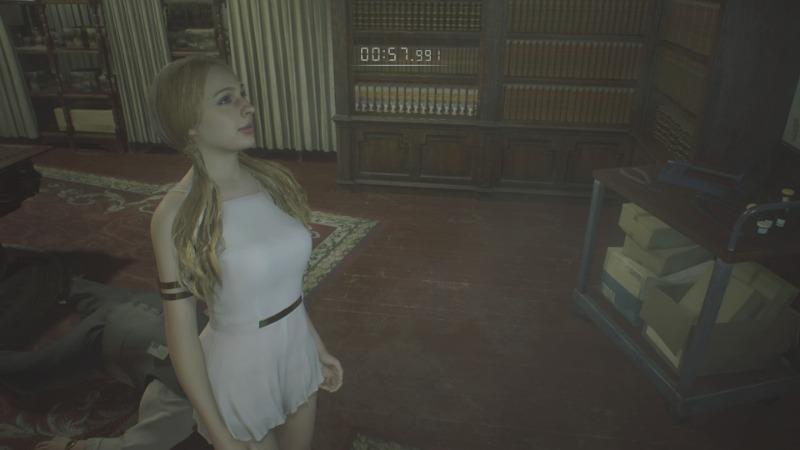 【バイオRE2】DLC「Runaway」キャサリン編攻略とレコード達成方法【The Ghost Survivors】
