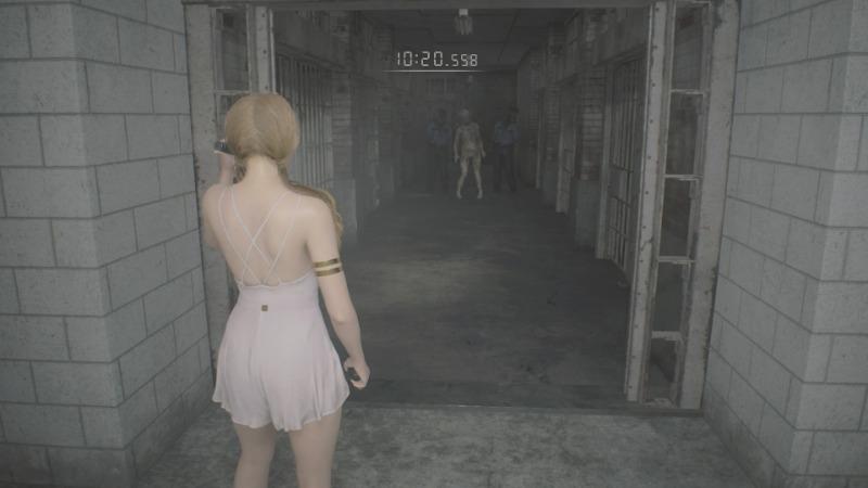 DLC「Runaway」留置場