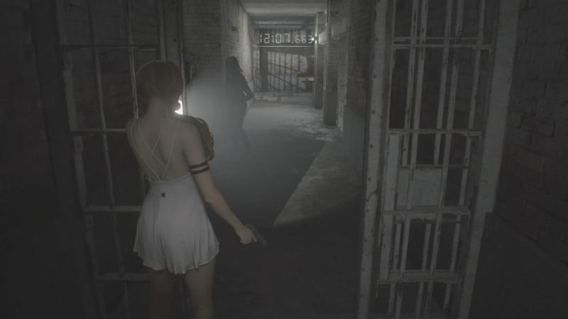DLC「Runaway」留置場3