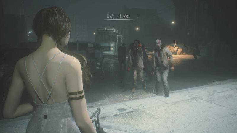 DLC「Runaway」引きつけ
