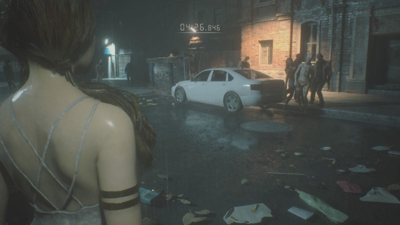 DLC「Runaway」引きつけ2