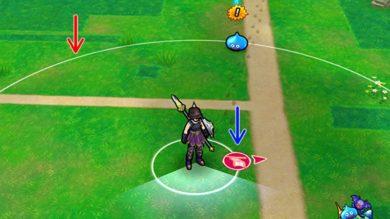 フィールド(マップ)アイコンの見方2
