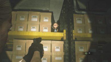 チャーリーくん人形全20体の場所4