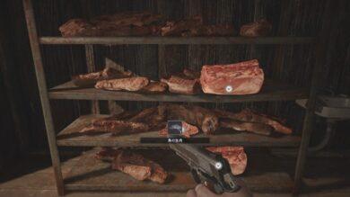 食材調達と全動物(肉)の場所40