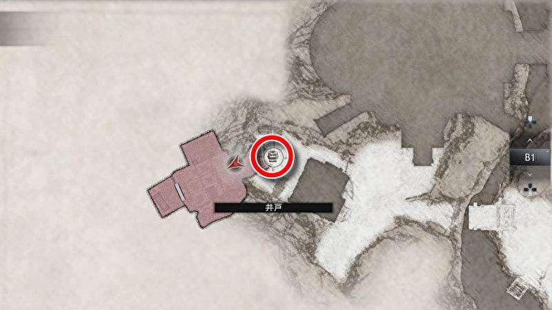 全5つの組み合わせ可能なお宝の場所27