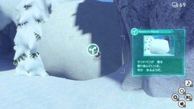ヒエール雪原(昼夜)の分岐ルート開放8